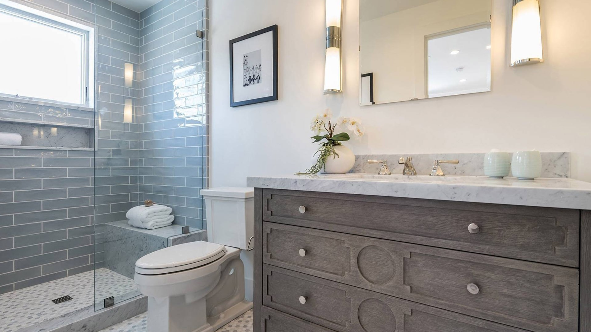 Space Saving Style For Small Bathroom, Bathroom Remodel Small
